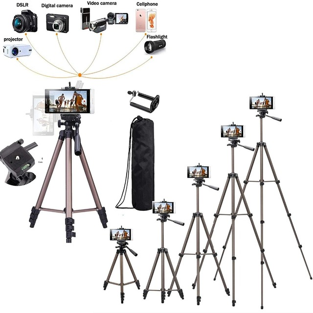 Tripods tripod for camera holder cam gorillapod stativ mobile mount tripe stand clip camera tripod for camera and phone