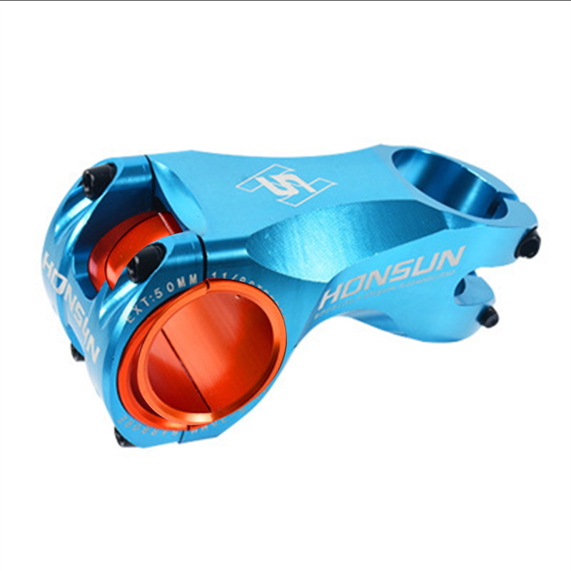 Light Bicycle stem 17 degree CNC processing bike stem in Bicycle Stem from Sports Entertainment