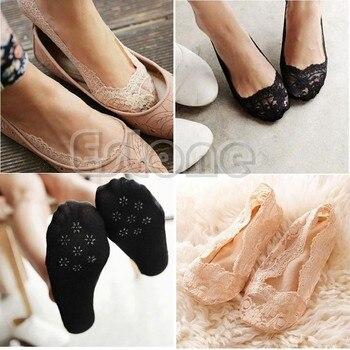 10 Accoppiamenti Delle Signore Donne Invisible Footsies Scarpe