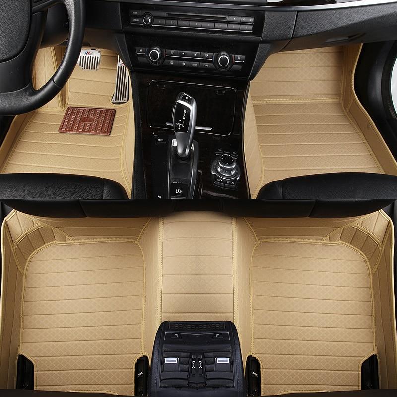 Caso di ordinazione di cuoio tappetini auto per Mazda Tutti I Modelli mazda 3 Axela 2 5 6 8 atenza CX-7 CX-3 MX-5 CX-5 CX-9 CX-4 auto stylingCaso di ordinazione di cuoio tappetini auto per Mazda Tutti I Modelli mazda 3 Axela 2 5 6 8 atenza CX-7 CX-3 MX-5 CX-5 CX-9 CX-4 auto styling