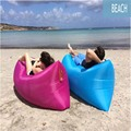 Portable Waterproof Inflatable Sofa Air Sofa Lazy Sleeping Inflatable Bag For Camping Hiking Travel Beach lay Air Noon Nap bag