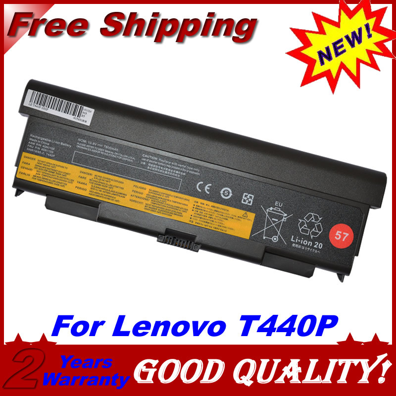 JIGU Laptop battery For Lenovo Thinkpad T440p T540P 45N1152 45N1153 W540 45N1145 45N1147 45N1149 45N1151 45N1153 L440 L540 jigu 20v 8 5a fankou laptop charger ac adapter power for lenovo legion y720 for thinkpad p50 p70 t440p t540 t540p w540 w541