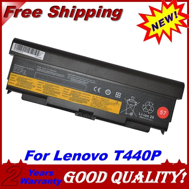 JIGU batterie D'ordinateur Portable Pour Lenovo Thinkpad T440p T540P 45N1152 45N1153 W540 45N1145 45N1147 45N1149 45N1151 45N1153 L440 L540