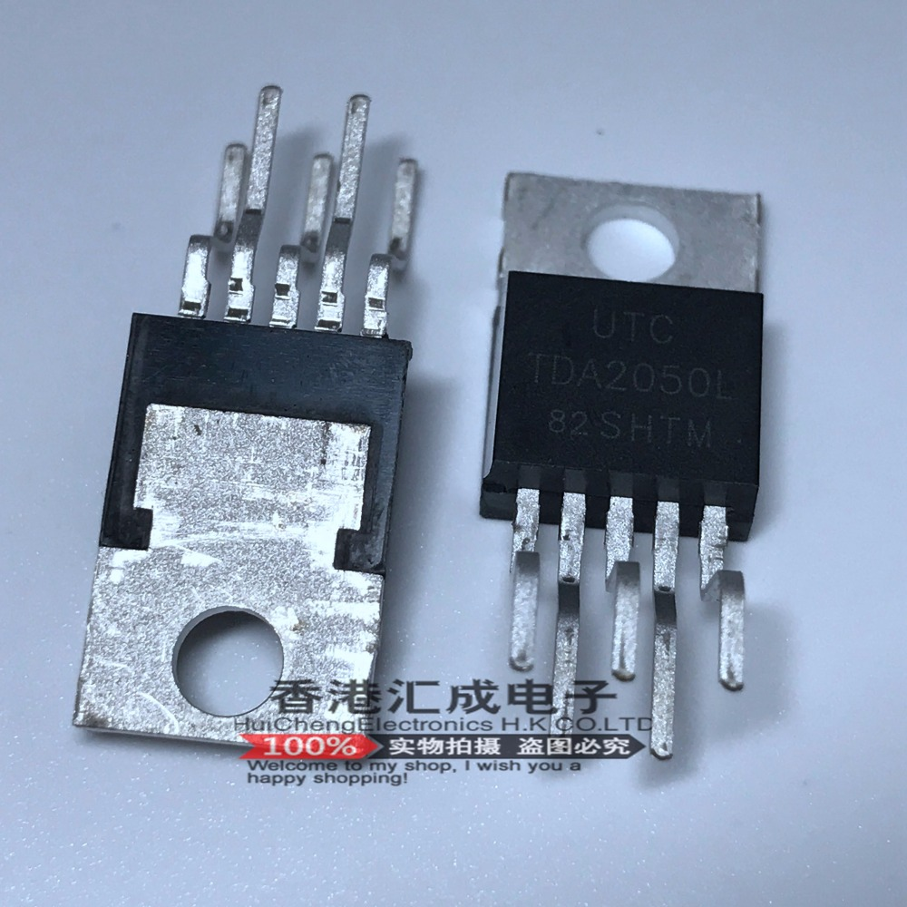 Tda2050l 32w Hi Fi Audio Amplifier With Tda2050 25 50