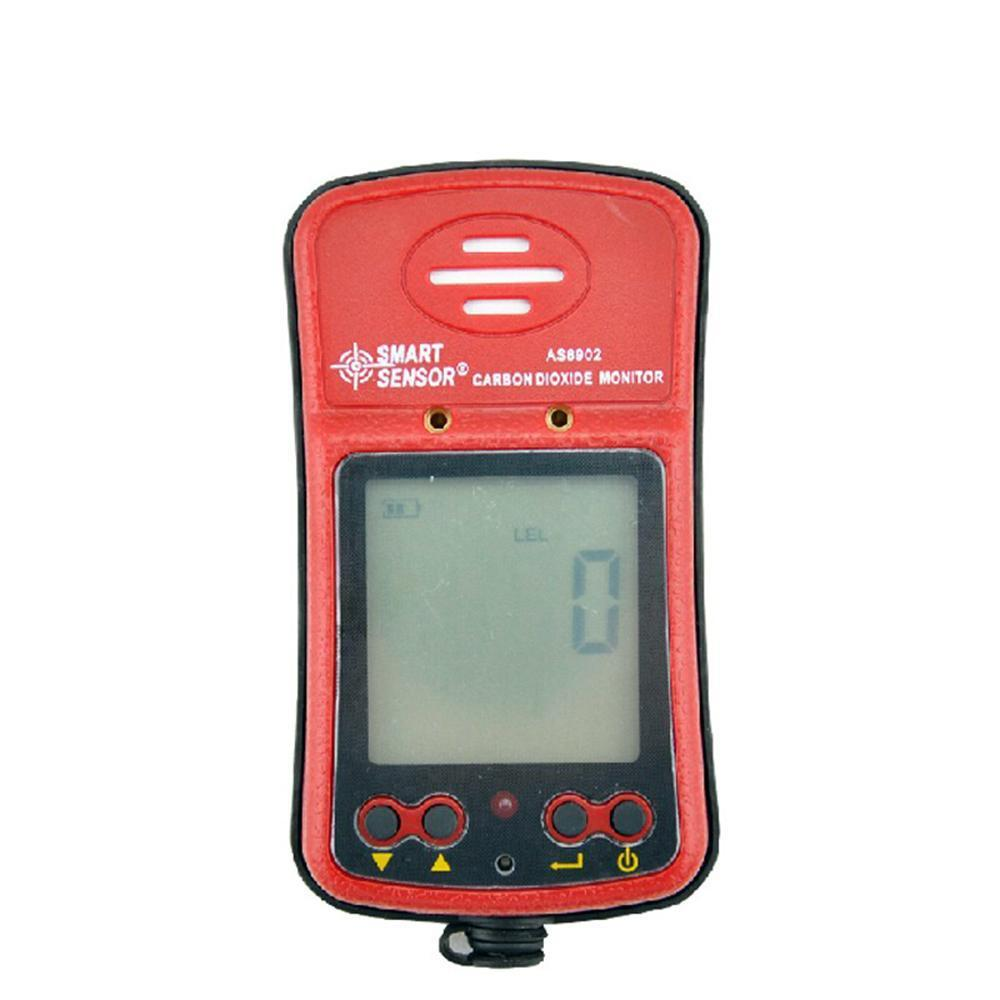 gas detector Portable combustible hand-held port flammable gas Leak analyzer