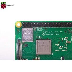Image 5 - Original Raspberry Pi 3 Modell B + RPI 3 B plus mit 1 GB BCM2837B0 1,4 GHz ARM Cortex A53 Unterstützung wiFi 2,4 GHz und Bluetooth 4,2