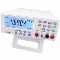 VICHY VC8145 DMM Dijital Masa Üstü Multimetre Sıcaklık Ölçer Cihazı PC Analog 80,000 sayımlar Analog Çubuk Grafik w/23 kesimleri