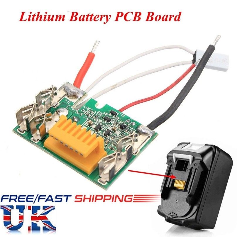 18v 3a Batterie au Lithium Pcb Puce Board pour Makita Outils Bl1830//1840//1850