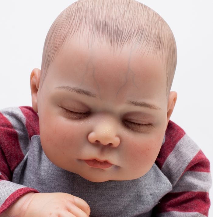 "20 ""reborn babies dolls 100% handmade boutique doll lifelike real sleeping newborn baby dolls children gift  toys boneca reborn"