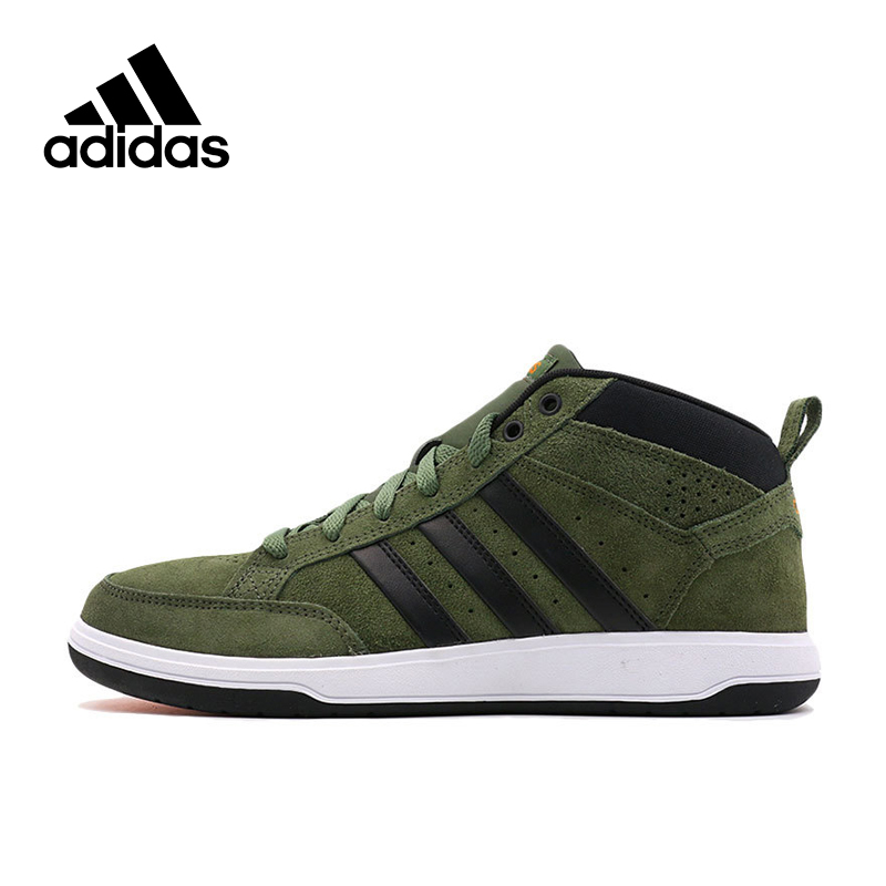 Original Official Adidas Mens Breathable Tennis Shoes Zapatillas Sports Sneakers Adidas Shoes Sports Outdoor Designer AW3984