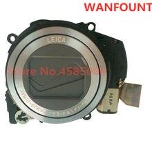 Używany optyczna soczewka powiększająca bez przetwornika CCD części naprawa dla Panasonic DMC-ZS1 ZS3 ZS6 ZS7 TZ7 TZ9 TZ10 kamery