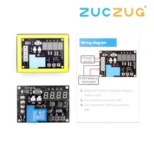 NEW VHM-000 Charge Control Module 6-60V Storage Lithium Battery charging Protection Board
