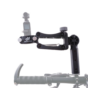 Image 5 - Sniper Spring Single handle Z axis for DJI OSMO POCKET/2 ZHIYUN Smooth 4 for Smartphone & Action Camera Gimbal stabilizer