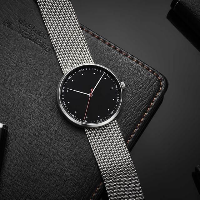 NEW Original Xiaomi TwentySeventeen Luminous Waterproof Fashion Quartz Watch Elegant 316L Steel Best Watch Brands For Men Women