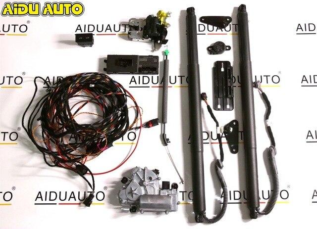 עבור MQB Tiguan MK2 כוח שער תחתון Tow בר Kit האלקטרוניקה להתקין ערכת עדכון