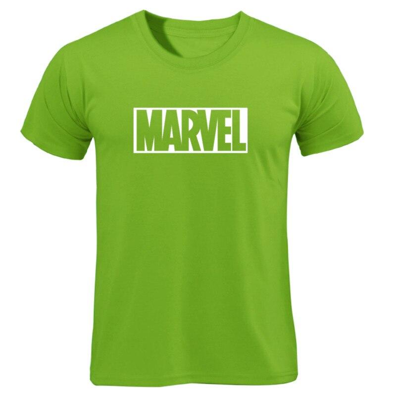 MARVEL T-Shirt 2019 New Fashion Men Cotton Short Sleeves Casual Male Tshirt Marvel T Shirts Men Women Tops Tees Boyfriend Gift 37