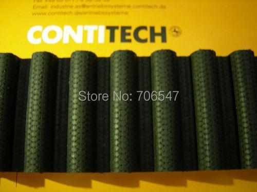 Фотография 1pcs  HTD1736-14M-55 teeth 124 width 55mm length 1736mm HTD14M 1736 14M 55 Arc teeth Industrial Rubber timing belt