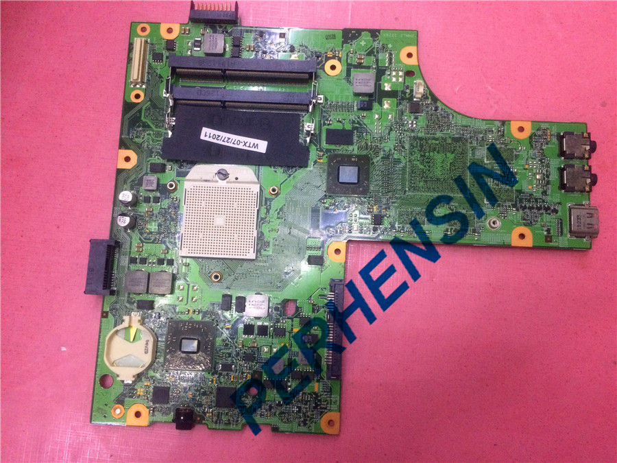 Original for Dell M5010 Motherboard CN-0YP9NP 0YP9NP YP9NP 100% Works perfectly nokotion laptop motherboard for dell inspiron 15r m5010 cn 0yp9np yp9np 0yp9np 09913 1 dg15 48 4hh06 011 ati hd4200 ddr3