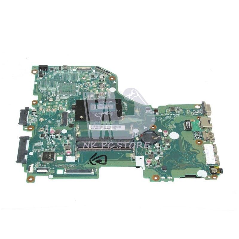 NBC4811001 NB. C4811.001 Pour Acer aspire E5-573G Mère D'ordinateur Portable DA0ZRTMB6D0 I3-5005U CPU DDR3L Pleine testé