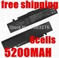 5200mah battery for Samsung RV409I RV420 RV440 RV509 RV509E RV509I RV520 RV540 RV72NP-SF411I P580-JS06 Q320  R519 Q430