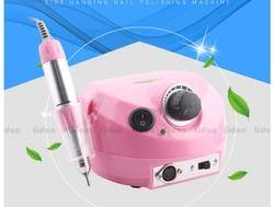 Elektryczny szlifierka do pazurów higiena osobistej urządzenia Nail Mini akumulator ręczny piórkowy polerowanie/usuwanie martwa skóra