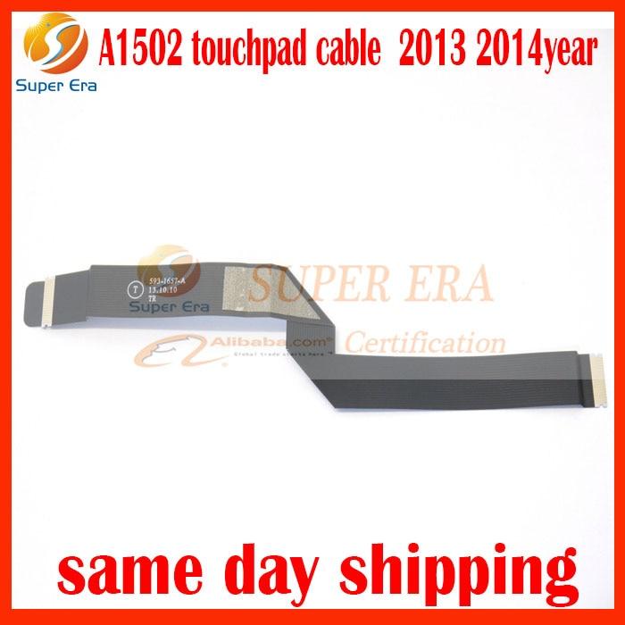 A1502 touchpad trackpad flex cablu pentru macbook pro 13inch A1502 593-1657-A 2013 2014 ani teste perfecte