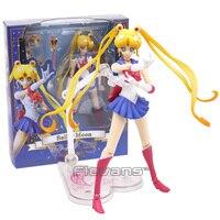 SHFiguarts Sailor Moon Tsukino Usagi 20e Anniversaire Action PVC Figure Collection Modèle Jouet avec la Boîte de Détail