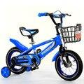 Quatro rodas de bicicleta crianças bicicleta do bebê da menina do menino caminhantes