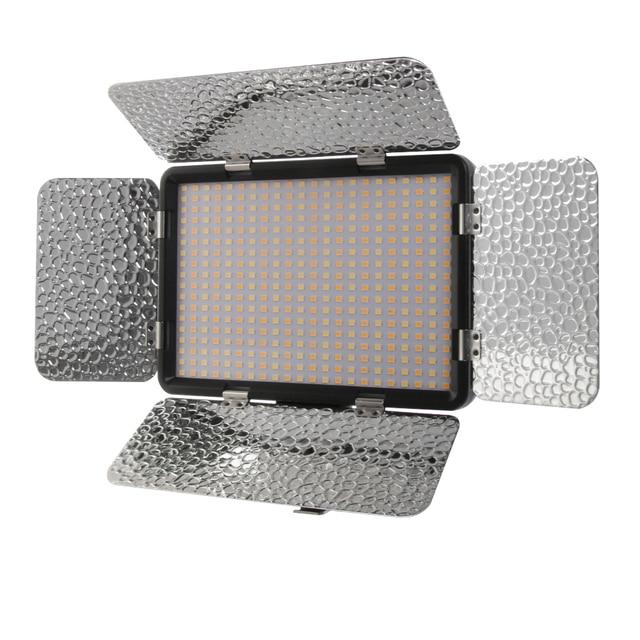 LED 396AS カメラ写真スタジオライト 5500 18k/3200 5500k の写真撮影の照明写真撮影ランプパネル NP F バッテリーシリーズ