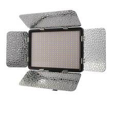LED 396AS appareil Photo Studio lumière 5500 k/3200 k photographie éclairage avec panneau de lampe de photographie pour NP F série de batterie