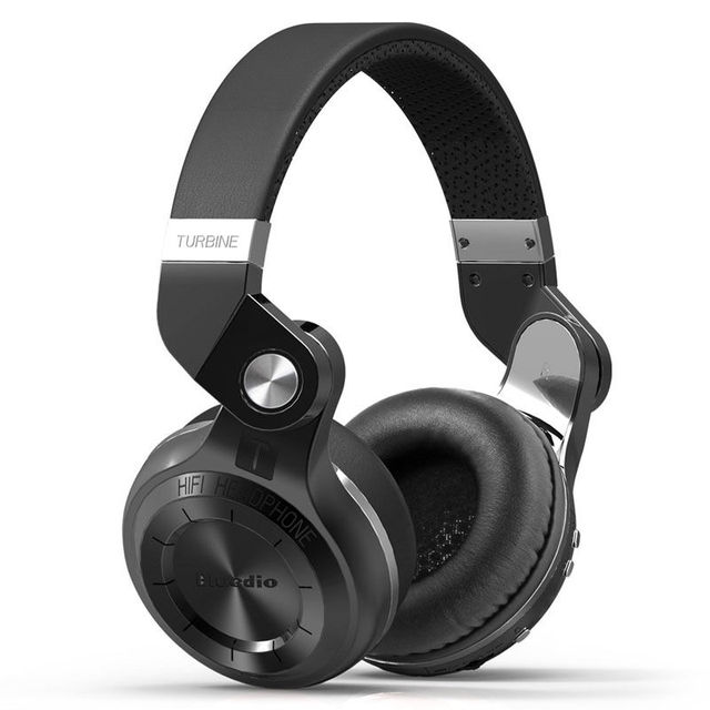 Orignal Bluedio T2S (Shooting Brake) fone de Ouvido Bluetooth BT versão 4.1 Microfone embutido fone de Ouvido Bluetooth para chamadas de telefone & música