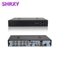 Shrxy 8CH CCTV DVR Recorder 960H Full D1 H 264 P2P Cloud Networt Digital Video Recorder