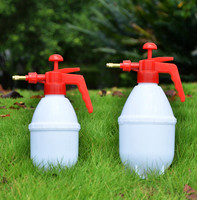 Handpomp Tuin Spuit-Handheld Druk Sproeiers Sprays Water, chemicaliën, pesticiden, Neem Olie en Onkruid-0.8L en 1.5L