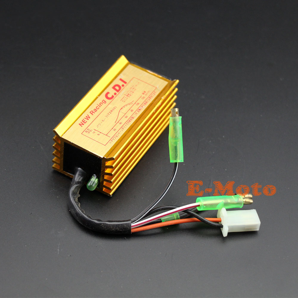 High Performance Racing CDI Box Ignition For YAMAHA JOG Scooter Moped 2  Stroke 50CC 90CC 1PE40QMB Quads new E Moto-in Motorbike Ingition from  Automobiles ...