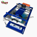 silk screen label printing machine on mugs/cups/bottles/silicon wristband