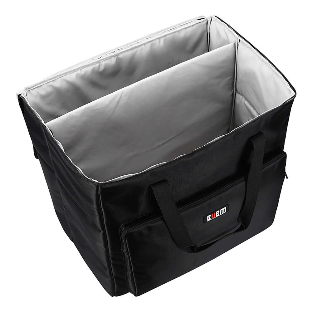436e00366041 BUBM Desktop PC Computer Travel Storage Carrying Case Bag for Computer Main  Processor Case, Monitor, Keyboard and Mouse