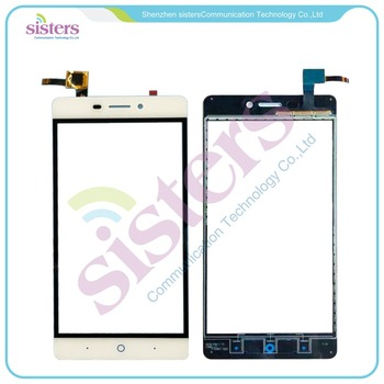 10pcs/lot Wholesale High Quality Touch Screen with Digitizer For ZTE For ZTE V5 Pro N939St 5.5 inches Free Shipping