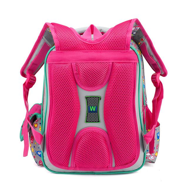 Top kvalitet Oxford børneskole rygsække til piger ortopædiske