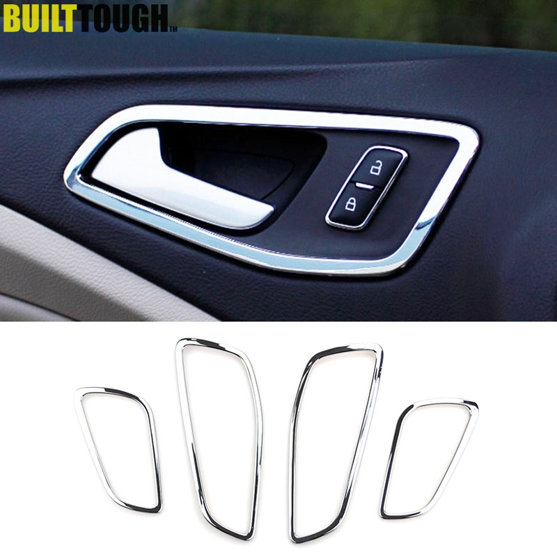 For ford escape kuga 2013 2014 2015 2016 2017 2018 chrome - 2013 ford escape interior door handle ...
