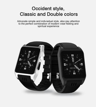 Montre de Sport pour hommes 4G Wifi Bluetooth montre intelligente support 3G/4G carte SIM android OS Smartwatch caméra calculatrice calendrier