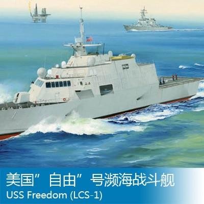 Trumpeter 1:350 American Free Littoral Combat Ship Assembly model Warship smoby smoby музыкальный мобиль цветок 211408 розовый