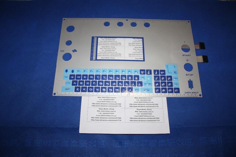 Lonati Socks Machine Keyboard / Lonati Keypad lonati stockings socks machine l421 l410 l411 l412 la04mj machine use display