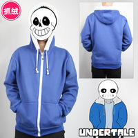 Halloween Undertale ure cotton Hoodies Sweater Cloak Anime Cosplay Costume sweater Party 2 Color The Scouting Legion