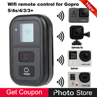 for GoPro WIFI Remote Control for GoPro Hero5S Hero5 Hero4+ Hero4 Black Silver Session Hero3+ Hero3 Hero2 Hero 5+ 5 4+ 4 3 2