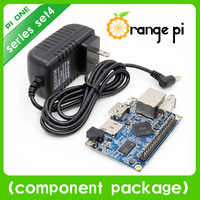 Orange Pi One SET4 Pi One and  Power Supply Adapter Support Android, Ubuntu, Debian not for Raspberry