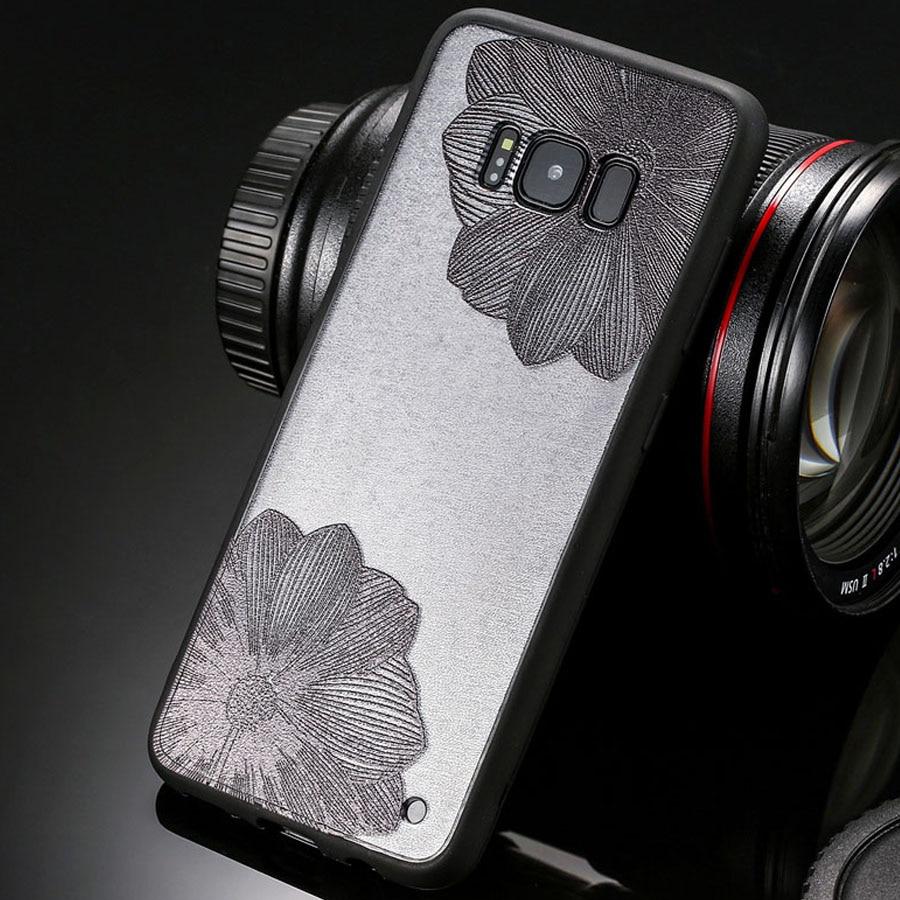 <font><b>Sexy</b></font> Beautiful Datura Floral <font><b>Phone</b></font> <font><b>Cases</b></font> For <font><b>Samsung</b></font> Galaxy S8 Plus S7 S6 edge <font><b>Case</b></font> Lace Mandala Paisley Flower Cover Fundas Hot