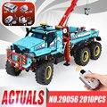 DHL 20056 Technic Serie De Ultieme All Terrain 6X6 Afstandsbediening Vrachtwagen Set Bouwstenen Bricks Speelgoed legoingly 42070