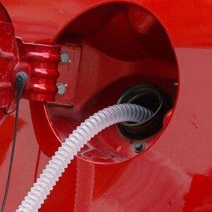 Image 5 - مضخة سيفون يدوية محمولة للسيارة خرطوم ضخ زيت الغاز السائل سيفون أداة مضخة نقل لسيارة شاحنة مضخة السائل للدراجات النارية