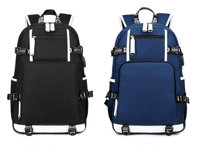 Новый многофункциональный мужской женский ноутбук 14 дюймов, рюкзаки для подростков, модный мужской рюкзак, дорожный рюкзак ALD610101