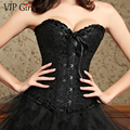 2015 Newest Stylish women sexy corset cheap waist trainer corsets Black White waist trainer plus size Hot sale